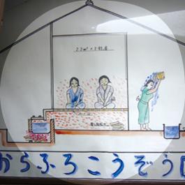 風呂と施しの文化史