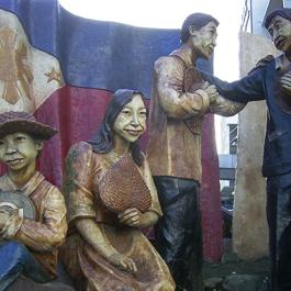 アートで考える日本とフィリピン